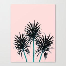 Palm Trees - Cali Summer Vibes #1 #decor #art #society6 Canvas Print