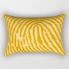 My mark #3 Rectangular Pillow