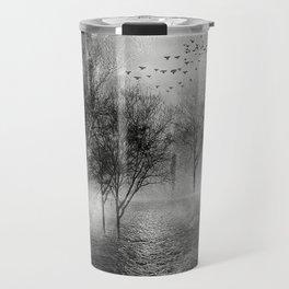 Black and White - Paisaje y color II Travel Mug