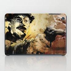 Halk Mask iPad Case