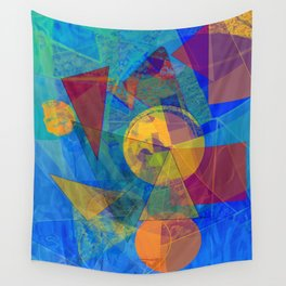Modern Abstract Wall Tapestry