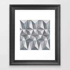 Nordic Combination 33 Framed Art Print