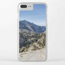 Olmsted Point Clear iPhone Case