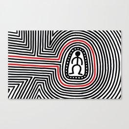 untitled 037 Canvas Print