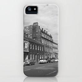 Leith Edinburgh 1 iPhone Case