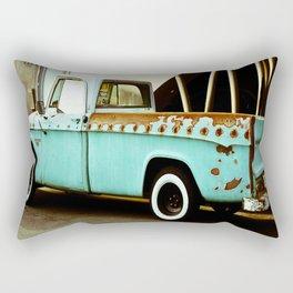 Rusty Dodge (2) Rectangular Pillow