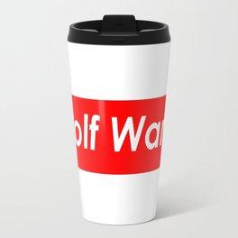 supreme Golf Wang Travel Mug