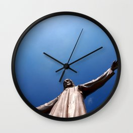 Tibidabo Church. Barcelona, Spain. Catalonia. Wall Clock