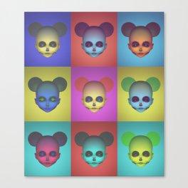 Acid Minni Svetlana Canvas Print