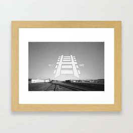 Hillyard Framed Art Print