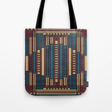 GeoAbstract Tote Bag