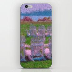 A Place to Reflect iPhone & iPod Skin
