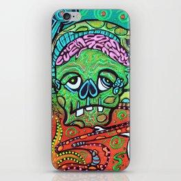 Wild Zombie iPhone Skin