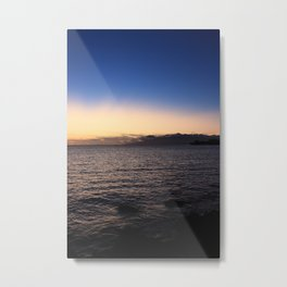 Maui, Hawaii - Radiant Retreat Metal Print