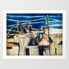 Fortitude Valley Art Print
