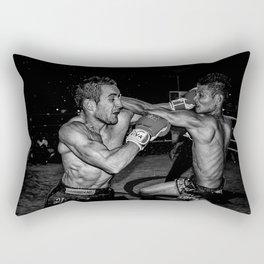 This is Muay Thai. Rectangular Pillow