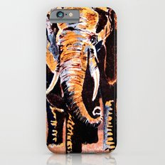 Quilted African Life. iPhone 6s Slim Case