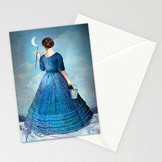 Nachtmalerei Stationery Cards