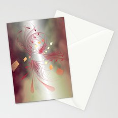 abstract dream -5- Stationery Cards