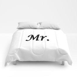 Mr. Comforters