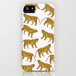 Mr. Big Cat iPhone Case