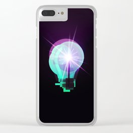 Be A Bright One Clear iPhone Case