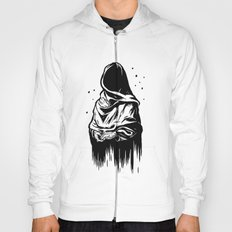 Time (Black and White) Hoody