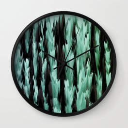 Washington Woods Wall Clock