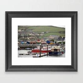 Dingle Bay Framed Art Print