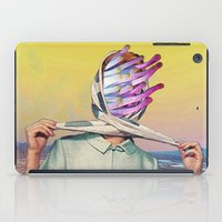 eugenia loli iPad Cases featuring Bay View by Eugenia Loli