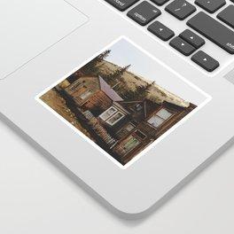St. Elmo Sticker