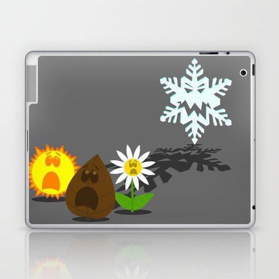 Winter is Coming... 2 Laptop & iPad Skin