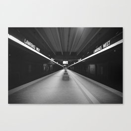 Lawrence West Canvas Print
