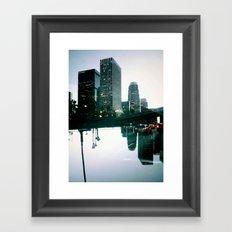 Landscapes (Los Angeles #3) Framed Art Print