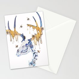 borne from your oblivion you are exalted Stationery Cards