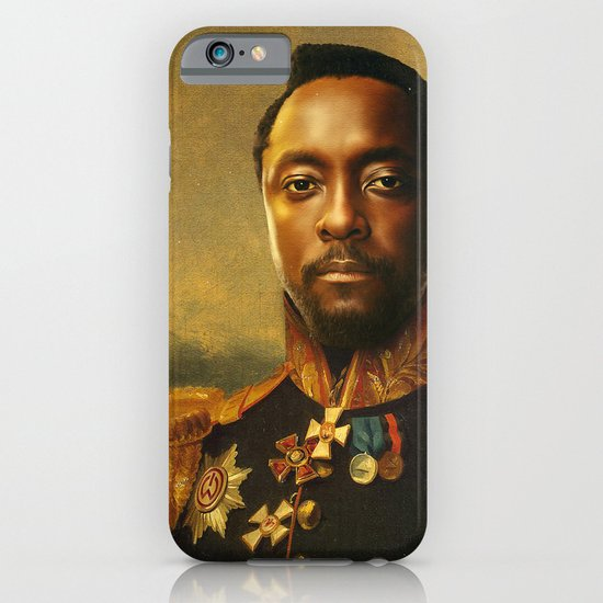will.i.am - replaceface iPhone & iPod Case