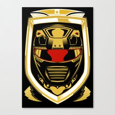 Red Ranger Canvas Print