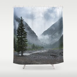 Pine Valley, Colorado Dream Shower Curtain