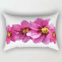 Dahlia Delilah Rectangular Pillow