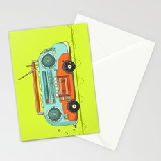 The Music Bus Stationery Cards