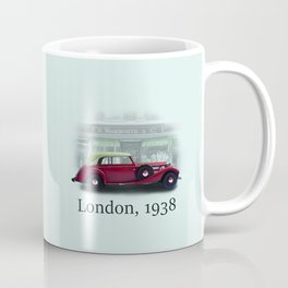 London 1938 Coffee Mug