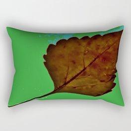 BE LIKE A LEAF #5 Rectangular Pillow