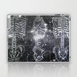 Space Bones Laptop & iPad Skin