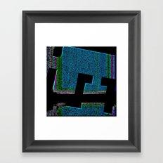 FICTION Framed Art Print