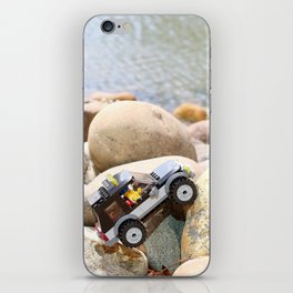4-Wheeling iPhone Skin
