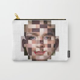 Poster - Race, Culture, Equality Carry-All Pouch
