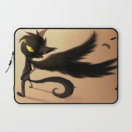 The Black Cat Laptop Sleeve