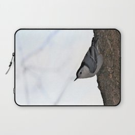 Nuthatch Laptop Sleeve