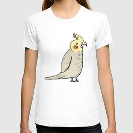 Happy Cockatiel T-shirt