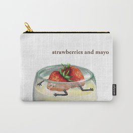 La Cuisine Fusion - Strawberries with Mayo Carry-All Pouch